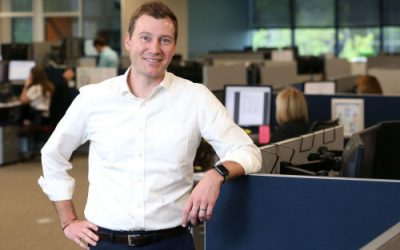 5 Questions with Aaron Spoon of CCK Strategies